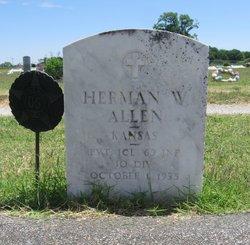 Herman Wesley Allen