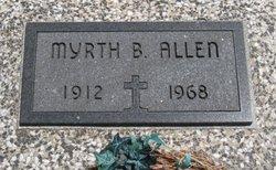 Myrth Blake Allen