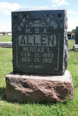 Nereas Lafayette Allen