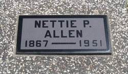 Nettie P. Allen