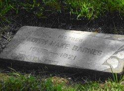 Edith Hake Barnes