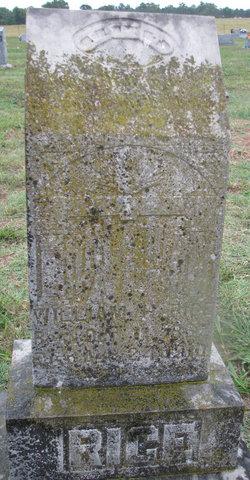 William Humphrey Rice