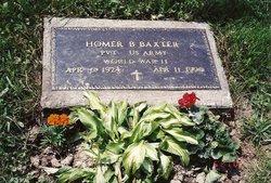 Homer B Baxter