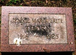 Jennie Marguerite Thorn