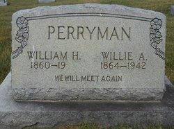 Willie Ann <i>Boswell</i> Perryman