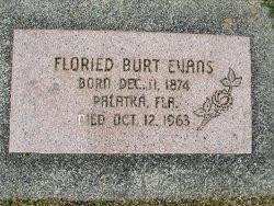 Floried Burt Evans