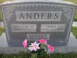 William M. Anders