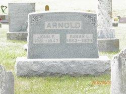 John Fletcher Arnold
