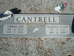 Martha Ellen <i>Campbell</i> Cantrell