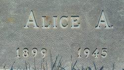 Alice <i>Stevens</i> Beak