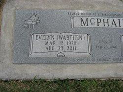 Evelyn Fern <i>Warthen</i> McPhail