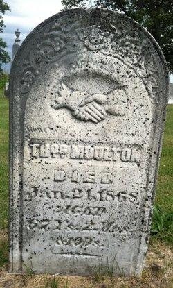 Thomas Benton Moulton, Sr
