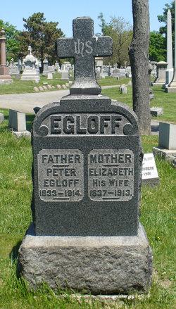 Elizabeth M. <i>Miller</i> Egloff