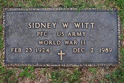 Sidney Walter Witt