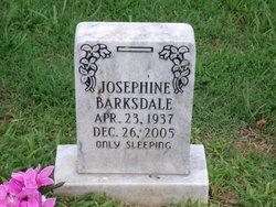 Josephine <i>Martin</i> Barksdale