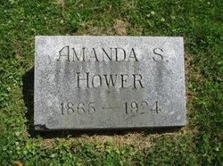 Amanda <i>Stivers</i> Hower