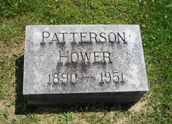 Patterson Hower