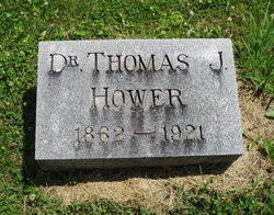 Dr Thomas Jefferson Hower