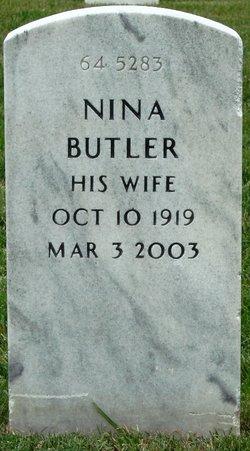 Nina <i>Butler</i> Fischer