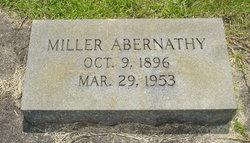 Miller Abernathy