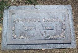 Genevieve Lorraine Campbell