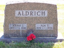 Anna Isabelle <i>Kannel</i> Aldrich