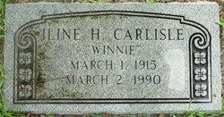 Iline H Winnie Carlisle