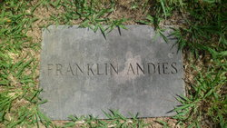 Jerry Franklin Andies