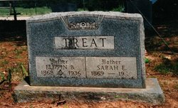 Sarah Elizabeth Lizzie <i>Rose</i> Treat