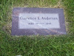 Clarence E Anderson