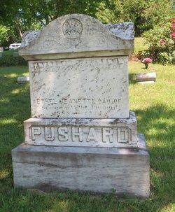 Ethel Jeanette Pushard