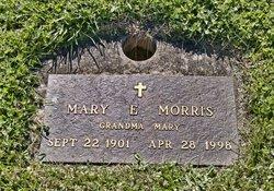 Mary E Grandma Mary Morris