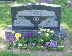 Audrey Marie <i>Eick</i> Tatu