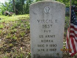 Pvt Virgil E. Best