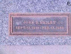John P. Bailey