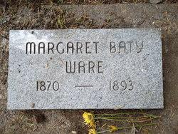 Margaret Mary <i>Ware</i> Baty