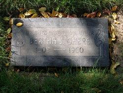 Bertha Jane <i>Emmett</i> Ghere