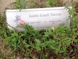 Judith Leigh <i>Ezzell</i> Barnes
