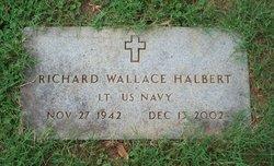 Richard Wallace Halbert