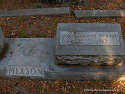 Mary Norman <i>Towson</i> Mixon