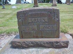 Earl Benjamin Ben Green