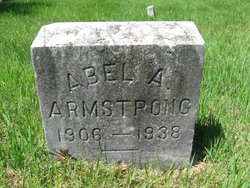 Abel A Armstrong