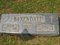 Ethel Mae <i>Blough</i> Baxendale