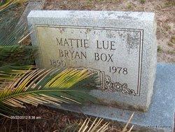 Mattie Lue <i>Bryan</i> Box