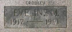 Eveline <i>Mastin</i> Becker Crowley