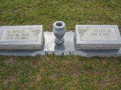 Helen M Bean