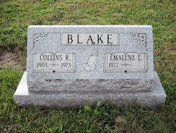 Collins R Blake