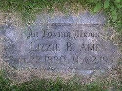 Lizzie B. <i>Sullivan</i> Amen