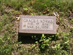 Grace I Adams