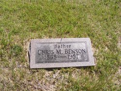 Chris M Benson